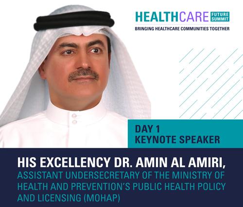 HE DR. AMIN AL AMIRI